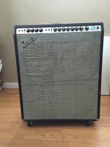Fender Quad Reverb 1973 image
