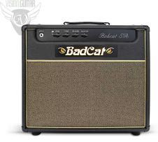 NEW! Bad Cat Amps BOBCAT 5R - 5 Watt 1x12 Combo Amplifier With Reverb image