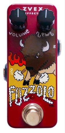 ZVex Fuzzolo FREE FedEx OVERNIGHT Authorized Dealer 2015 image