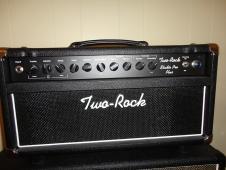 Two Rock Studio Pro 22 Plus 2014 Black image