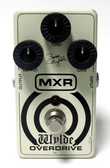 MXR Wylde Overdrive Guitar Effects Pedal image