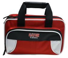 Gator Spirit Series GLCLARINETWR Clarinet Case - In Red with White Accents image