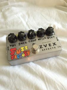ZVex Fuzz Factory image