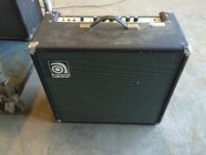 AMPEG VT40 top loaded 1970 4x10  new speakers! image