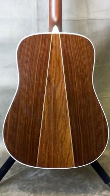 Martin D-35 50th Anniversary Dreadnought Acoutic Guitar- East Indian Rosewood image