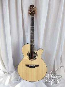 Used Takamine TSF48C Sante Fe Acoustic Electric image