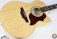 Takamine EG523SC-12 12-String Acoustic-Electric Guitar, Broken Truss Rod #26243 image