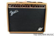 Fender Acoustasonic 100  2013 Brown image