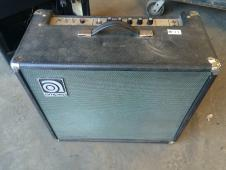 AMPEG VT40 4x10 combo top loaded.  New Speakers! image