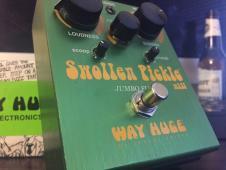 Way Huge Swollen Pickle MKII 2000s Green + Box image