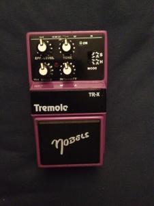 Nobels Tremolo TR-X 1995 Purple image