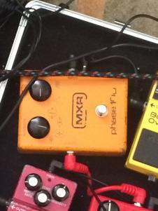 MXR Phase 100 Block Late 1970s Orange image
