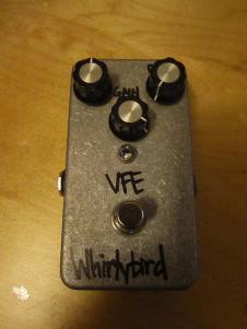 VFE Whirlybird 2015 unfinished image