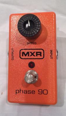 MXR Phase 90 1999 Orange image
