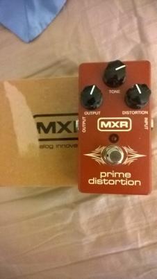 MXR Prime Distortion image