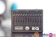 MXR M108 10-Band Equalizer  Black image