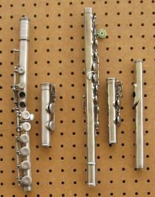 Flute Parts image
