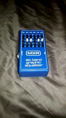 MXR Six Band EQ Vintage image