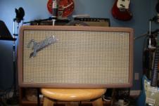 Fender 1963 Reverb Unit Reissue  Tweed image