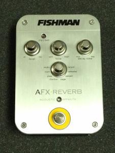 Fishman AFX Reverb image