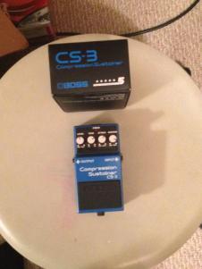 Boss CS-3 Compression/Sustainer image