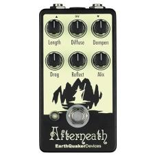 EarthQuaker Devices Afterneath Reverb (Used-Mint Condition) image