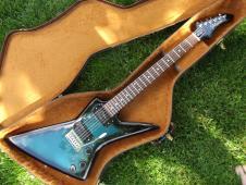 Very Rare '84 MIJ Takamine GX100T Explorer Guitar Almost Mint. image