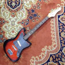 Teisco Rockstar Single Pickup Electric Guitar True Tone image