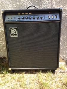 "Ampeg VT-40 1977 4x10"" Combo image"