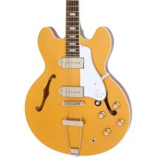 Epiphone Limited Edition Goldtop Casino Hollowbody Electric Guitar image