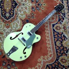 Gretsch 6118 Double Anniversary 1964 Two Tone Green image