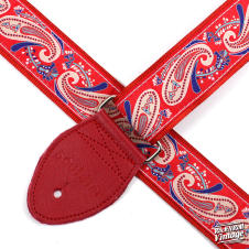 Souldier Paisley Cream / Red image