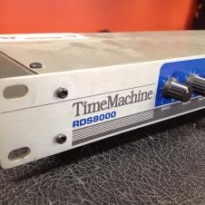 DigiTech Time Machine RDS8000 Digital Delay Silverface image