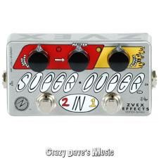 ZVex Super Duper 2 in 1 Vexter Series Double Hard On image