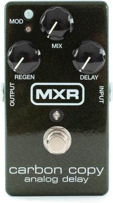 NEW MXR M169 Carbon Copy Analog Delay Guitar Effects Pedal - FREE SHIP - DEALER image