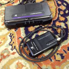 Audio Technica Freeway 200 Series VHF Guitar Wireless image