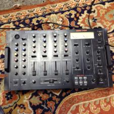 Optimus SSM-1750 4 Channel Stereo Audio Mixer image