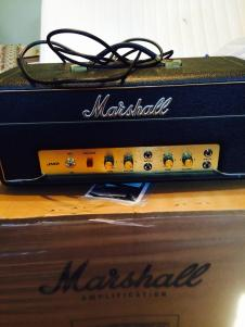 Marshall  2061X Hand wired 2x12 Cabinet image
