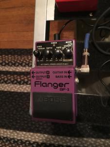 Boss Flanger BF 3 image