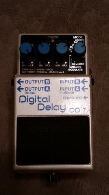 Boss DD7 Digital Delay image