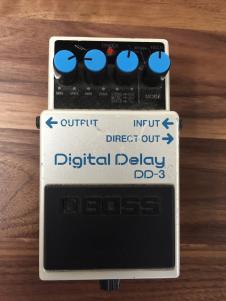 Boss DD-3 Digital Delay  White image