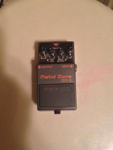 Boss Metal Zone MT-2 image