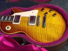 Gibson  Les Paul 1959 Reissue R9 1995 Washed Cherry MINT image