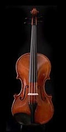 Calin Wultur Koscielny #7 Guarneri 4/4 Violin - Limited Edition image