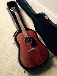 Martin D-15M Acoustic Guitar image