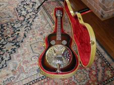 Dobro Model 60 1980's Sunburst image