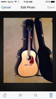 Gibson J15 2012? Antique nat image
