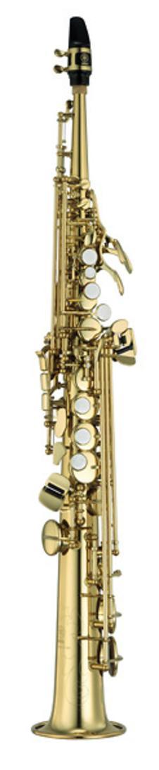 Yamaha Yss-475ii Intermediate Soprano Saxophone image