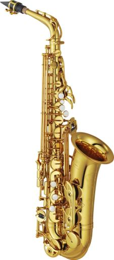 Yamaha YAS62III Professional Alto Saxophone - The legendary YAS-62 professional saxophone has evolved to suit the needs of any player from the rising student to the seasoned pro. image