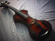 Fender Vintage Electric Violin  1977 Antique Fiddle image